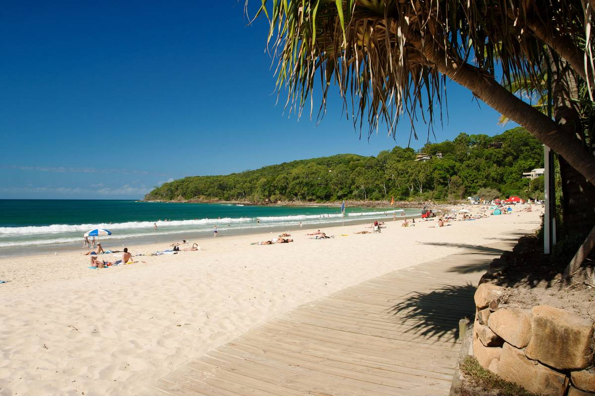 Coolum Beach Restaurants
