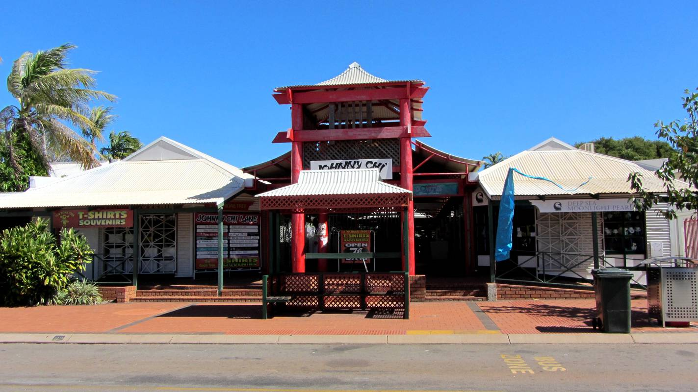 Cafes In Cable Beach