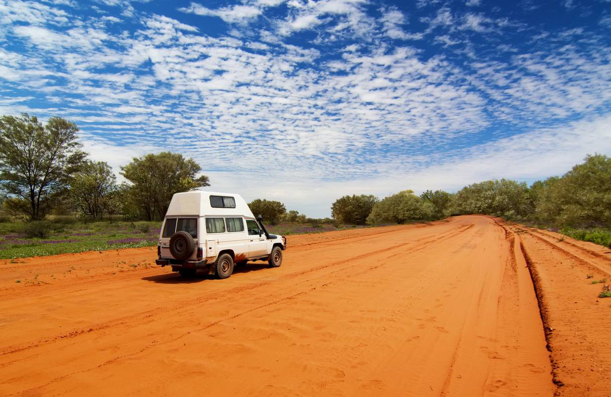 Fraser Island With Wd