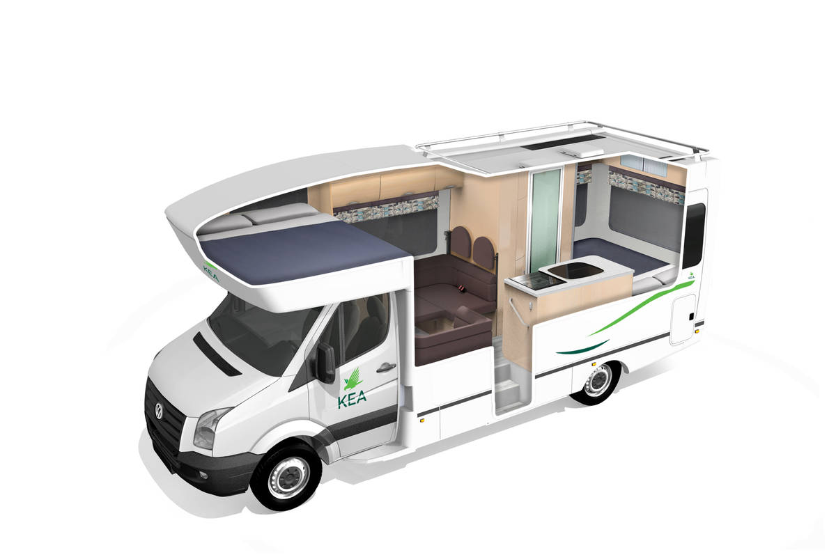 Location Camping Car